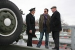 Фоторепортаж: «Олег Меньшиков выстрелил из пушки в честь своего юбилея»