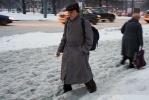 Узнать о работах по уборке снега можно по телефону: Фоторепортаж