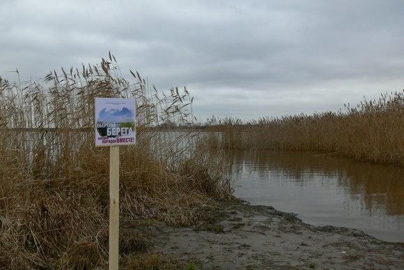 Экологи продолжают наводить порядок: Фото