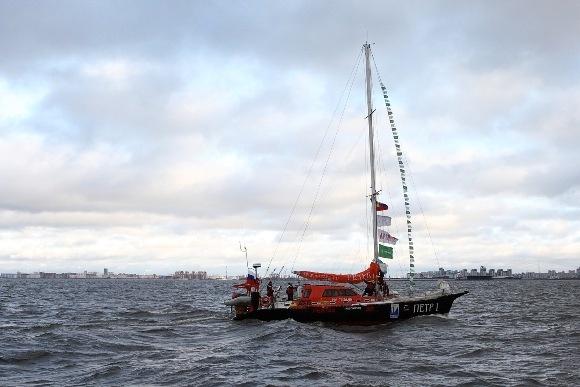 Вокруг Арктики за 109 дней (ФОТО): Фото