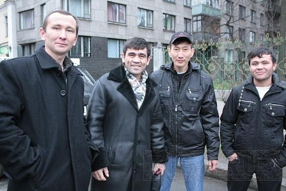 Курбан-байрам посетил музыкант Джимми: Фото
