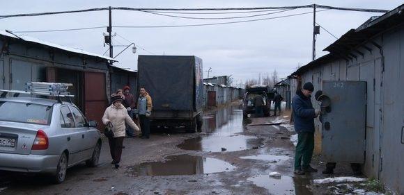 Осада «Парнаса». Владельцы гаражей готовятся к штурму: Фото