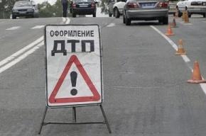 В центре города ДТП, четверо пострадали