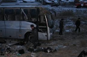 В ДТП с автобусом на Урале погибли шестеро