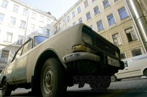 Петербуржцы утилизировали 17 тысяч старых авто