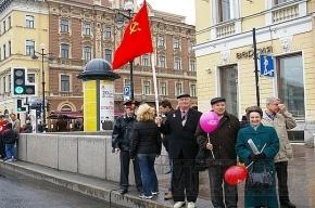 Сегодня коммунисты будут пикетировать Смольный