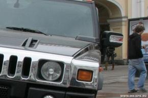 Россияне предпочитают черные машины
