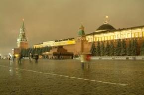На Красной площади травмированы двое