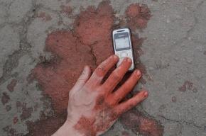 Школьника пырнули ножом ради мобильника
