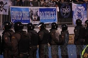 Петербургское ГУВД второй раз за неделю не хочет сообщать о беспорядках в городе