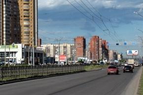 На каждого петербуржца приходится по маленькой квартирке