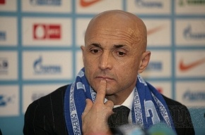 Лучано Спаллетти: «Семаку и Бухарову запрещено играть с «Рубином»