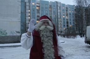 С днем рождения Деда Мороза поздравят дети и клоуны