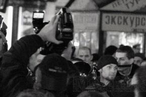 «Люди в штатском» следят за стратегией оппозиции