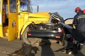 Страшное ДТП в Челябинской области: погибли пять человек, из них три ребенка