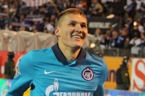 Зенитовец Александр Бухаров посвятил победу родной сестре