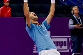 С победителем St. Petersburg Open обещали «расправиться»