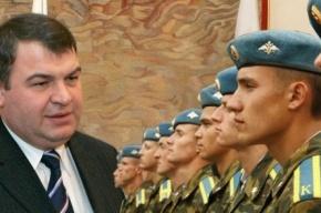 7 ноября десантники выступят против министра Сердюкова