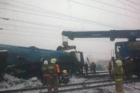 Причина железнодорожной аварии под Смоленском - заводской брак