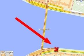 Тоннель под Литейным мостом перекрыт