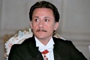 Олег Меньшиков отметит юбилей  в Александринском театре и Петропавловской крепости