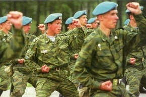 Десантура перекроет Рублёвское шоссе