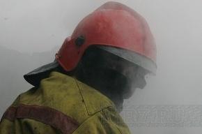 Пожар в салоне «БМВ» потушил случайно проезжавший мимо пожарный