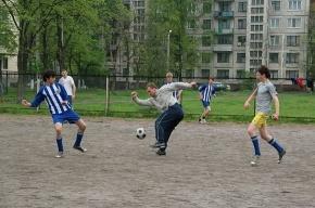 В день толерантности команды из разных стран сыграют в мини-футбол