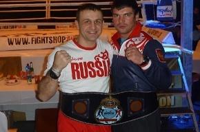 Александр Большаков завоевал Европу за одну минуту
