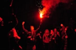 Как город праздновал-2 (ФОТО)
