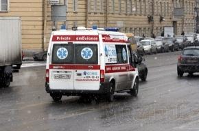 В Купчино машина сбила женщину