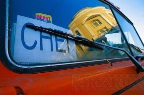 На трассе Москва-Петербург образовалась гигантская пробка