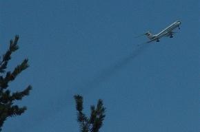 Самолеты над КАД пугают водителей