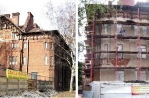Старинное здание на Малой Митрофаньевской улице станет прежним