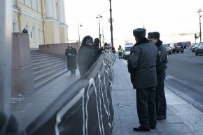 У Конституционного суда задержали ВИЧ-активистов