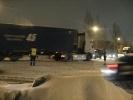 Фотографии пробки у Гутуевского моста: Фоторепортаж