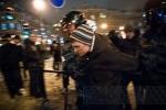 На Сенной были задержаны больше 170 человек: Фоторепортаж