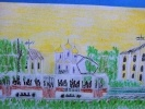 «Особый» художник влюблен в…трамваи: Фоторепортаж