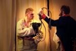 Фоторепортаж: ««Комедианты» играют «Муму» молча»