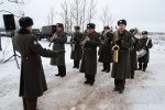 В Кировском районе перезахоронили останки блокадников: Фоторепортаж