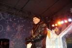 Николай Валуев нарисовал енота: Фоторепортаж