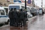 ГУВД: В Петербурге всё под контролем: Фоторепортаж