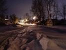 Поселок Капитолово провел выходные в снежной западне: Фоторепортаж