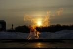 Фоторепортаж: «Красоты петербургской «полярной ночи»»