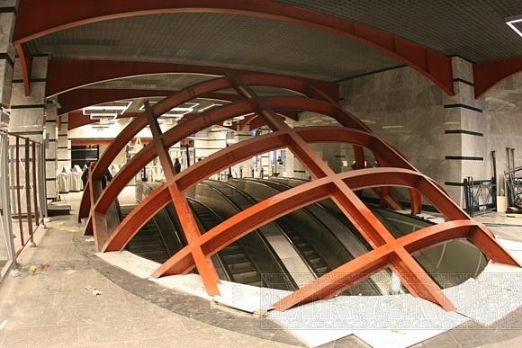 Станция «Обводный канал»: красота старого индустриала: Фото