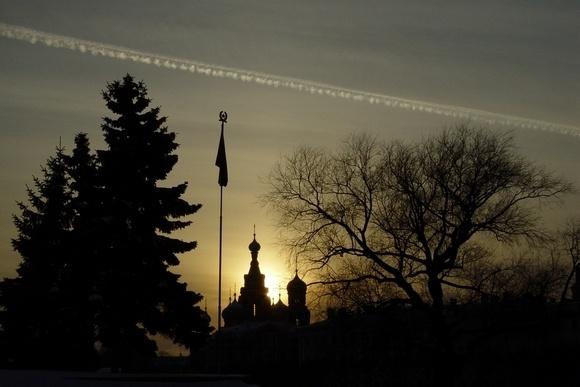 Красоты петербургской «полярной ночи»: Фото