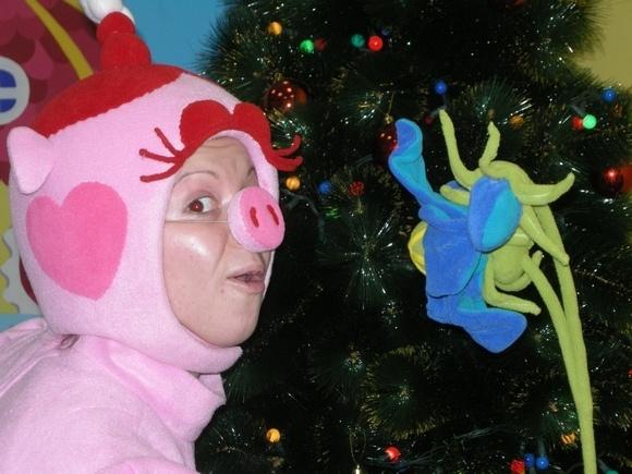 У детей переполох: Смешарик Крош стал символом года!: Фото