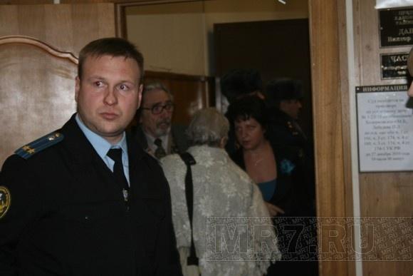 Суд над Ходорковским: как это было: Фото