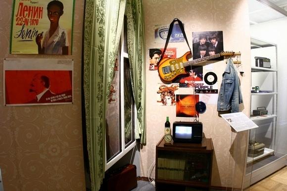 В музее связи открылась выставка об истории телевидения: Фото