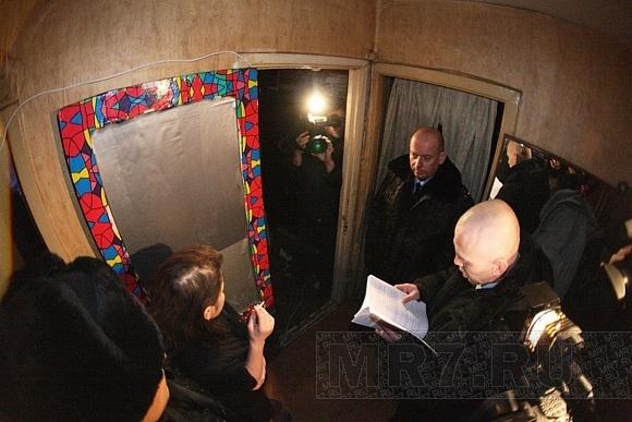 В Петербурге выселяют за долги по квартплате: Фото